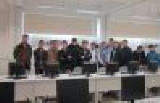 Of Anadolu İmam Hatipli öğrenciler KTÜ'yü gezdi