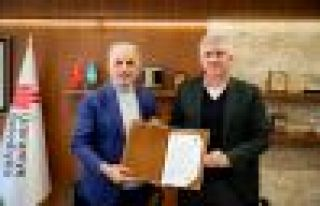 Of Belediyesi Ümraniye Belediyesi ile Kardeşlik...