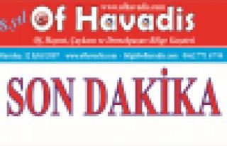 Of Havadis yazdı, sapık tutuklandı