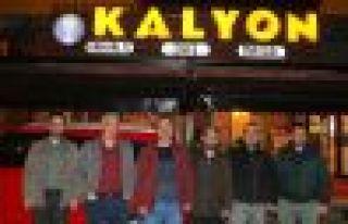 Of Medya Derneği Kalyon Cafe'de buluştu