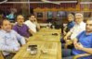 Of Medya Derneği Temmuz ayı istişare toplantısını...