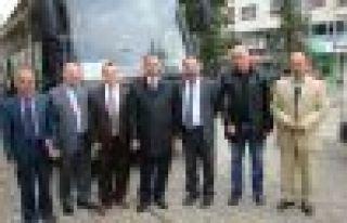 Of MHP'den Samsun'a çıkarma