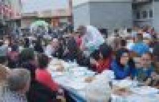 Oflular son iftar sofrasında buluştu