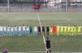 Ofspor Esenler Erokspor'a mağlup oldu