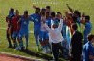 Ofspor Kozan Belediyespor'u tek golle geçti