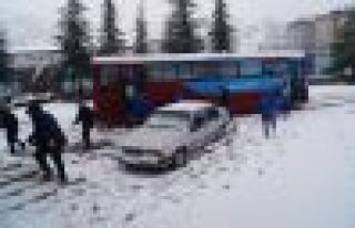 Ofspor Manisa BŞB maçı Kar nedeniyle ertelendi