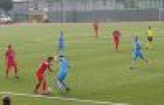 Ofspor Play Off şansını zora soktu
