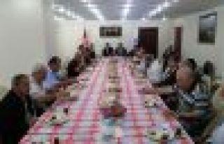 Of'ta Ramazan Bayramı kutlandı