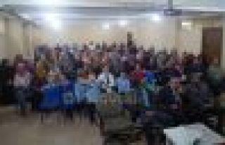 Şehit Öğretmen Ali Bulut İlkokulu Ailesi toplandı