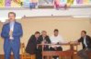 Şehit Öğretmen Ali Bulut İlkokulu velileri toplandı