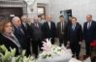 STK Başkanlarından taziye ziyaretleri