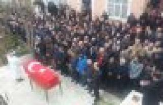 Tabip Yarbay Hasan Yavuz Ballıca'da hakka uğurlandı