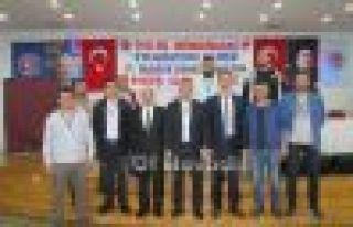 TES-İŞ Trabzon'da Başkan Gündoğdu güven tazeledi