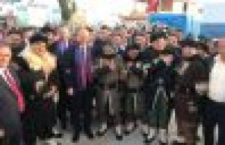 Trabzon Günleri'nde Bakan Soylu'ya yoğun...