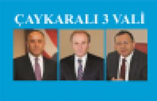 Vali Öztürk Müsteşar, Hacımüftüoğlu MGK Genel...