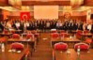 Zorluoğlu, Doğu Karadeniz Belediyeler Birliği'nin...