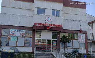 Of Devlet Hastanesi'nde Biontech Aşı uygulaması başladı