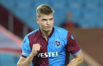 Trabzonspor gol yollarında Sörloth'u aradı