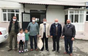 Keler'in yeni muhtarı Hasan Demircioğlu