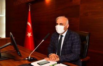 Büyükşehir Meclisi Eylül ayı toplantıları sona erdi