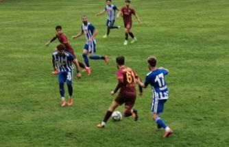 Ofspor Fethiyespor'a farklı yenildi