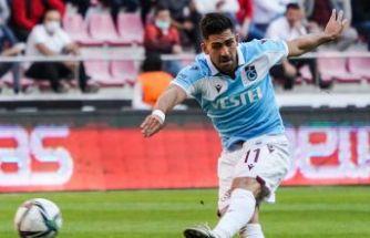 Trabzonspor Kayseri'de Baksetas'la uçtu