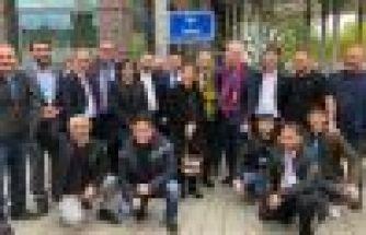 Almanya'nın Dortmund kentinde 'Trabzon Meydanı' Açıldı
