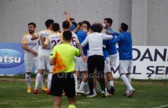 Ofspor Play Off ilk maçında Malatya Belediyespor'u yendi