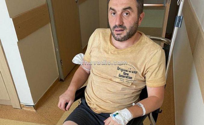 Gazeteci Aytekin Akay ameliyat oldu