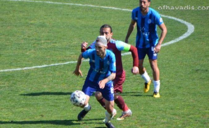 Ofspor Antalya Kemer'i deplasmanda yendi