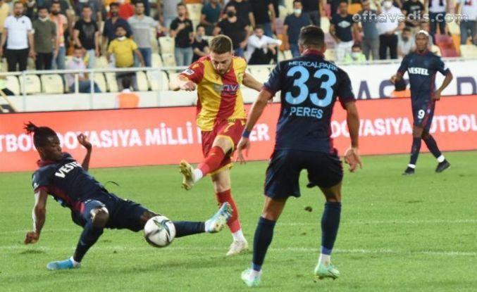 Trabzonspor Malatyaspor'u 5-1 yenerek yeni sezona süper başladı