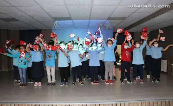 İlköğretim Haftası yeniden öğrencilerle kutlandı