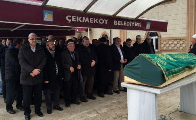 Ahmet Düzenli İstanbul'da son yolculuğuna uğurlandı
