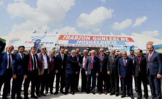 Ankara Trabzon Günleri başladı