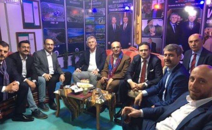 Of Belediyesi Ankara'da Ofluları buluşturuyor