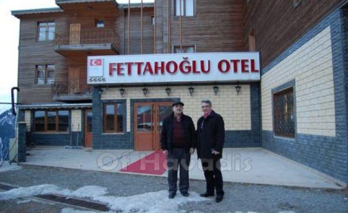 Turizmci Şükrü Fettahoğlu Of Havadis'e projelerini anlattı