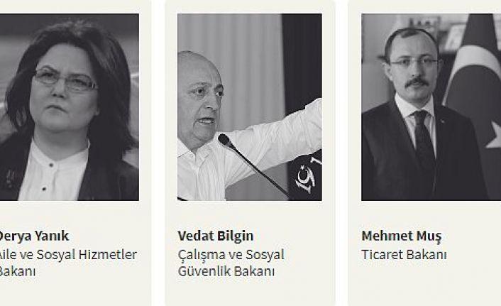 Mehmet Muş Trabzon'un 4.bakanı oldu