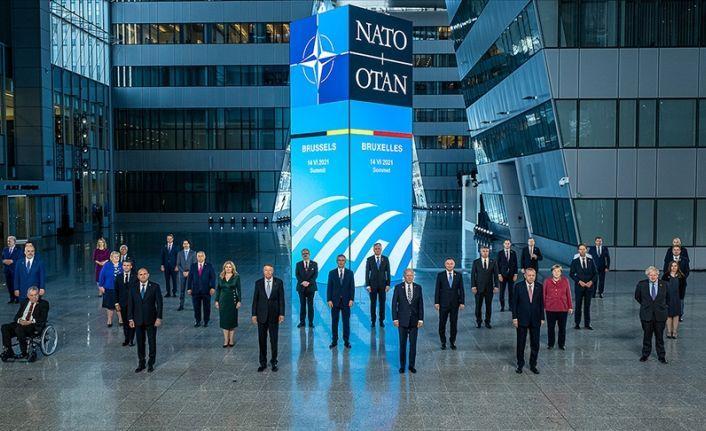 NATO zirvesinden Türkiye'ye destek