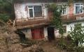 Şiddetli yağış Ballıca'da sele neden oldu